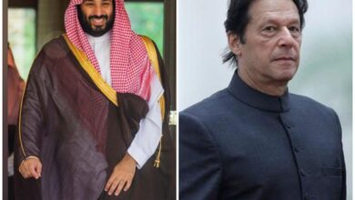 Photo of Imran, Prince MBS discuss Kashmir issue third time