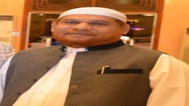 Photo of Hafiz Salam New Acting President of Urdu Academy Jeddah