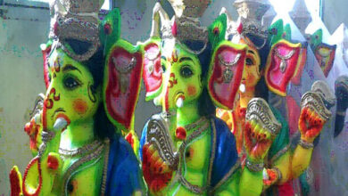 Photo of TN: Eco-friendly statues for Ganesh Chaturthi
