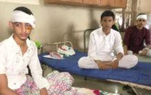 Godhra: 3 thrashed for not chanting 'JSR', 4 held