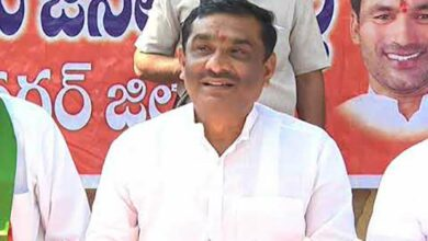 Photo of Telugu speaking states got divided on the issue of water: BJP