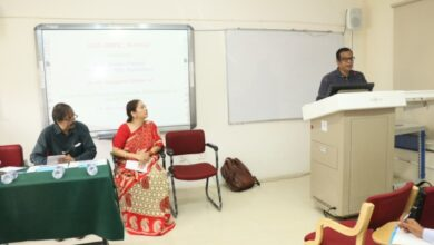 Photo of Workshop on Research Methodology inaugurated