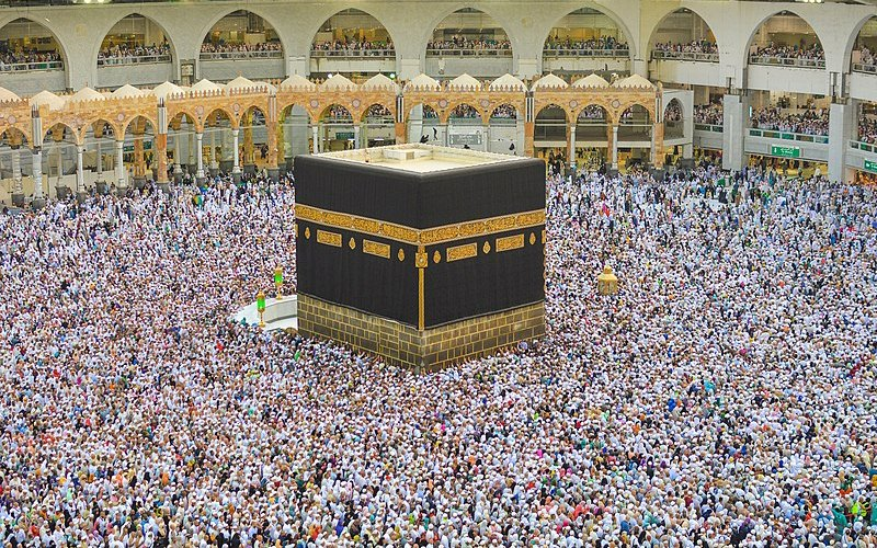 Saudi Arabia sees 7,400 planes full of worshippers arrive to Mecca