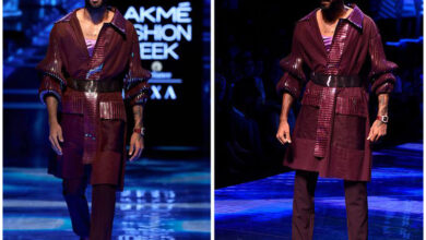 Photo of Hardik Pandya turns showstopper at Lakme Fashion Week