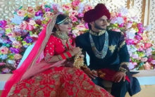 Pak's Hasan Ali ties knot with Indian bride, videos go viral