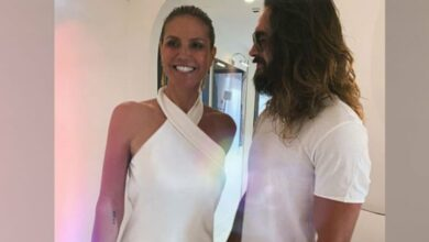Photo of Heidi Klum ties knot with Tom Kaulitz for second time
