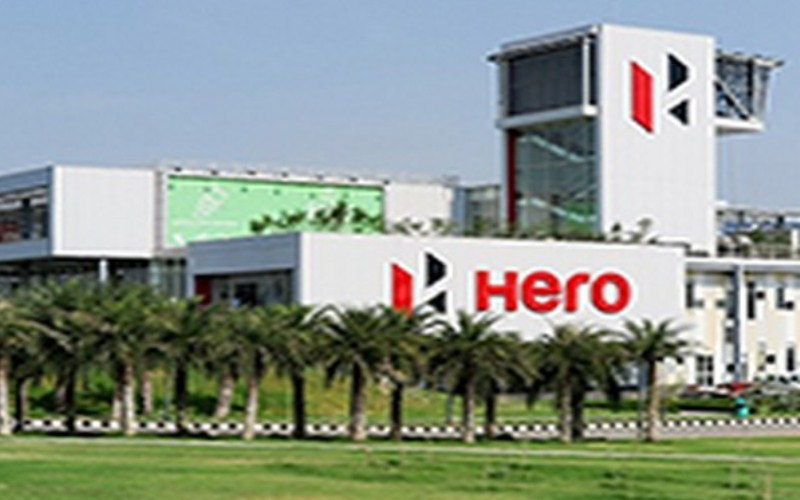 Hero MotoCorp stops production for 4 days – Siasat Daily