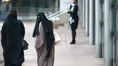 Photo of Dutch ban on burqas in public places takes effect