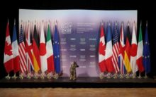 G7 leaders back Hong Kong's autonomy