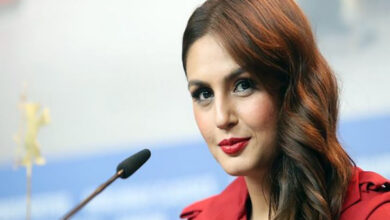 Photo of Huma Qureshi gearing up for 'Army of the Dead'