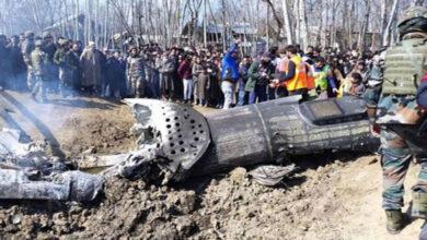 Photo of Five IAF officers found guilty in Feb 27 Srinagar chopper crash