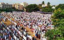 Namaz Eid-ul-Azha Masabtank