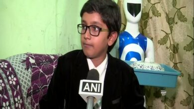Photo of Telangana: 12-year-old prodigy develops serving robot