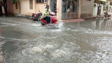 Photo of Flood like Situation in Towli Chowki