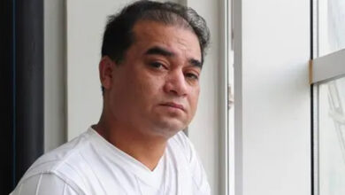 Photo of Uighur intellectual nominated for top European rights award
