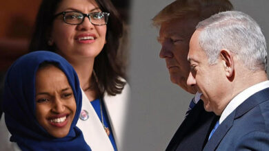 Israel agrees to bar Omar and Tlaib after Trump call
