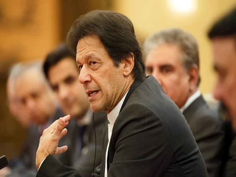 Pakistan PM welcomes UN's move to discuss Kashmir