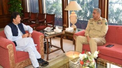 Photo of J&K discussed during meeting between Pak PM, CoAS