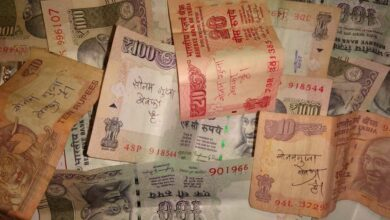 Photo of Indian rupee weakens further, breaches 70.80 USD mark