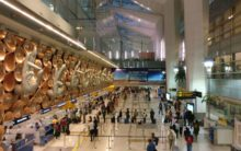 IGI airport tightens security ahead of Independence Day