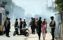 Amid protests, Indonesia blocks internet access