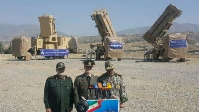 Photo of Iran unveils home-grown missile defense system