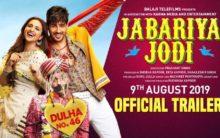 'Jabariya Jodi' off to dull start on day one