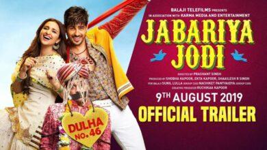 Photo of 'Jabariya Jodi' off to dull start on day one