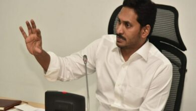 Photo of Row over Jagan's 'refusal' to light lamp at US event