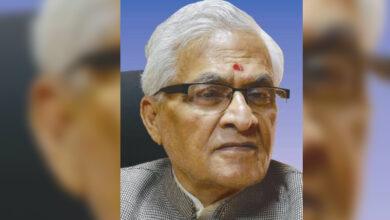 Photo of Ex-Bihar CM Jagannath Mishra passes away
