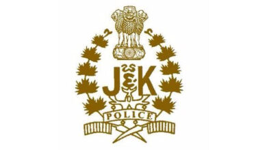 Photo of J-K Police rescue abducted girl