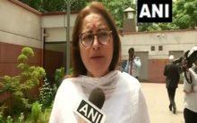 We called her 'didi': Jaya Prada mourns Swaraj's demise