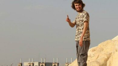 Photo of Jihadi Jack's mother fights for her son's British citizenship