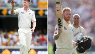 Photo of Jimmy Neesham lauds Stokes in his own quirky manner