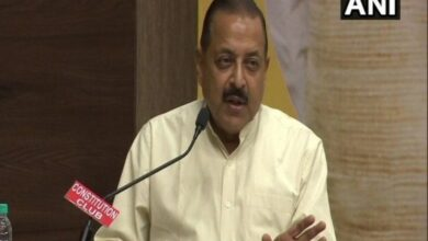 Photo of RTI can be filed locally in J-K, Ladakh: Jitendra Singh