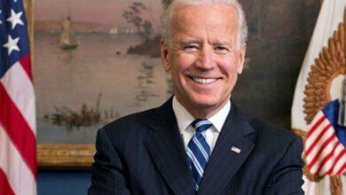 Photo of Joe Biden asks audience to imagine Obama's assassination
