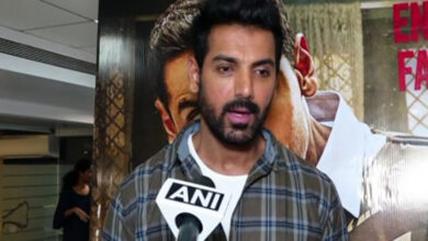 Photo of John Abraham 'relieved and happy' with 'Batla House' success