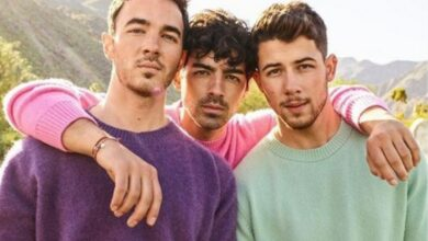 Photo of Jonas Brothers kick-off tour with Latin artists