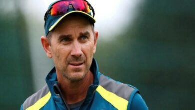 Photo of It's absolutely game on, says Aussie coach Justin Langer