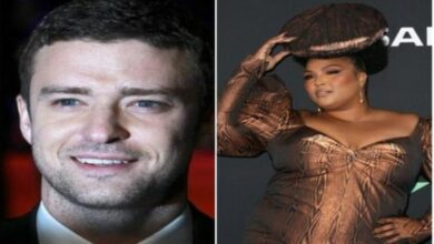 Photo of Did Justin Timberlake and Lizzo hint at a collaboration?