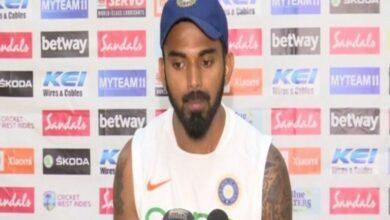 Photo of 'Disappointed', says KL Rahul after scoring 38 against Windies