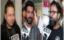 Bollywood celebrities bat for — India First