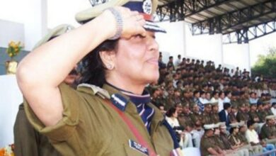 Photo of Country's first woman DGP Kanchan Chaudhary Bhattacharya dies