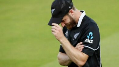 Photo of It was a fantastic hundred by Dimuth: Kane Williamson
