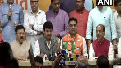 Photo of Disqualified AAP MLA Kapil Mishra joins BJP