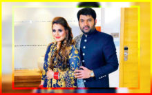 Kapil Sharma shares picture with wife from a babymoon