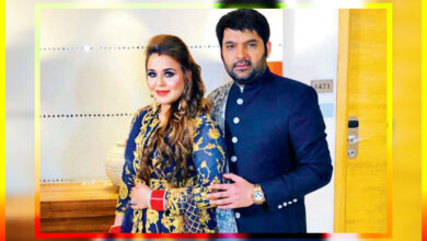 Photo of Kapil Sharma shares picture with wife from a babymoon