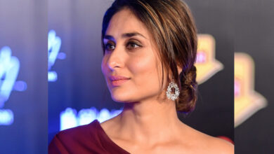 Photo of Kareena gets ready at Bengaluru airport for cousin's roka