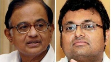 Photo of No 56 can stop you: Karti to P Chidambaram on his 74th birthday