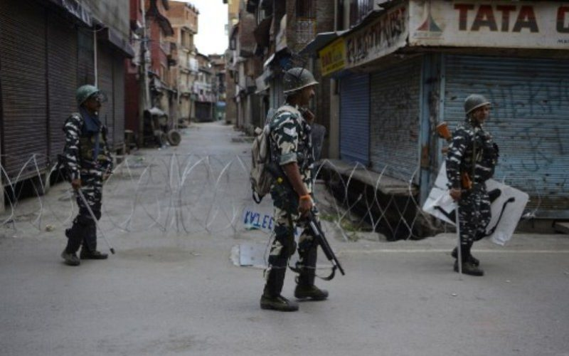 'UN human rights experts can only have limited impact on Kashmir